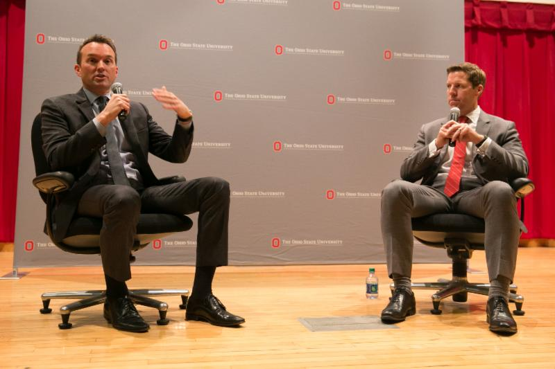 Eric Fanning and Zachary Mears