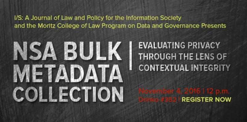 NSA Bulk Metadata Collection