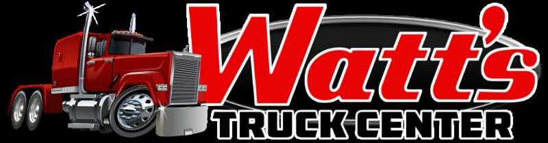 Watt's Truck Center logo
