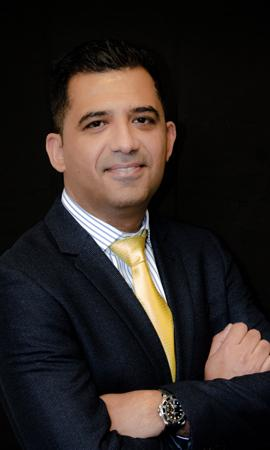 Dr. Usman Lashari, Associate Medical Director, East Bay Family Health Care, Newport, RI
