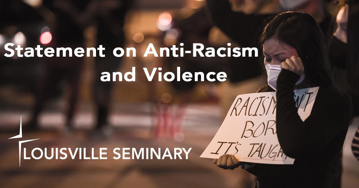 anti-racism statement