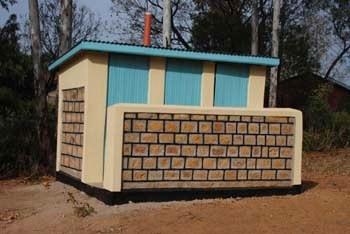 new latrine
