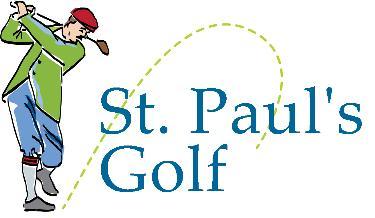 Golf for St. Paul's