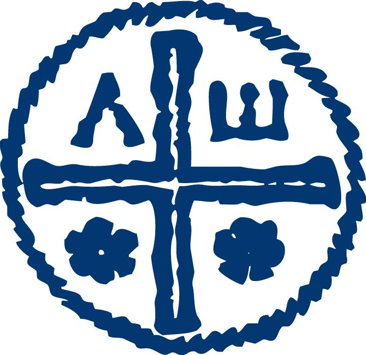 Centering Prayer Logo Blue