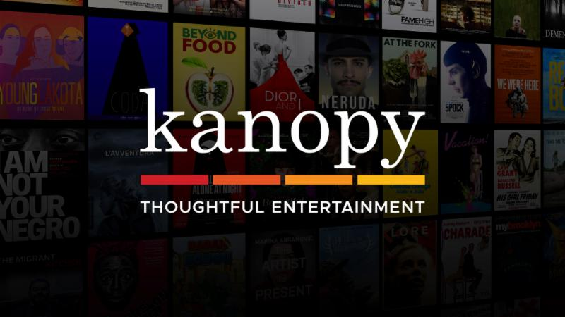 Kanopy now available at Rock Island Library