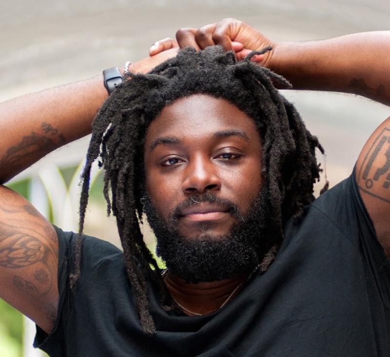 Author Photo of Jason Reynolds