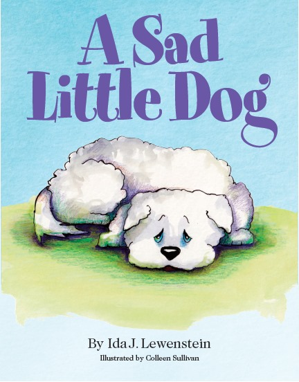 A Sad Little Dog Book Cover