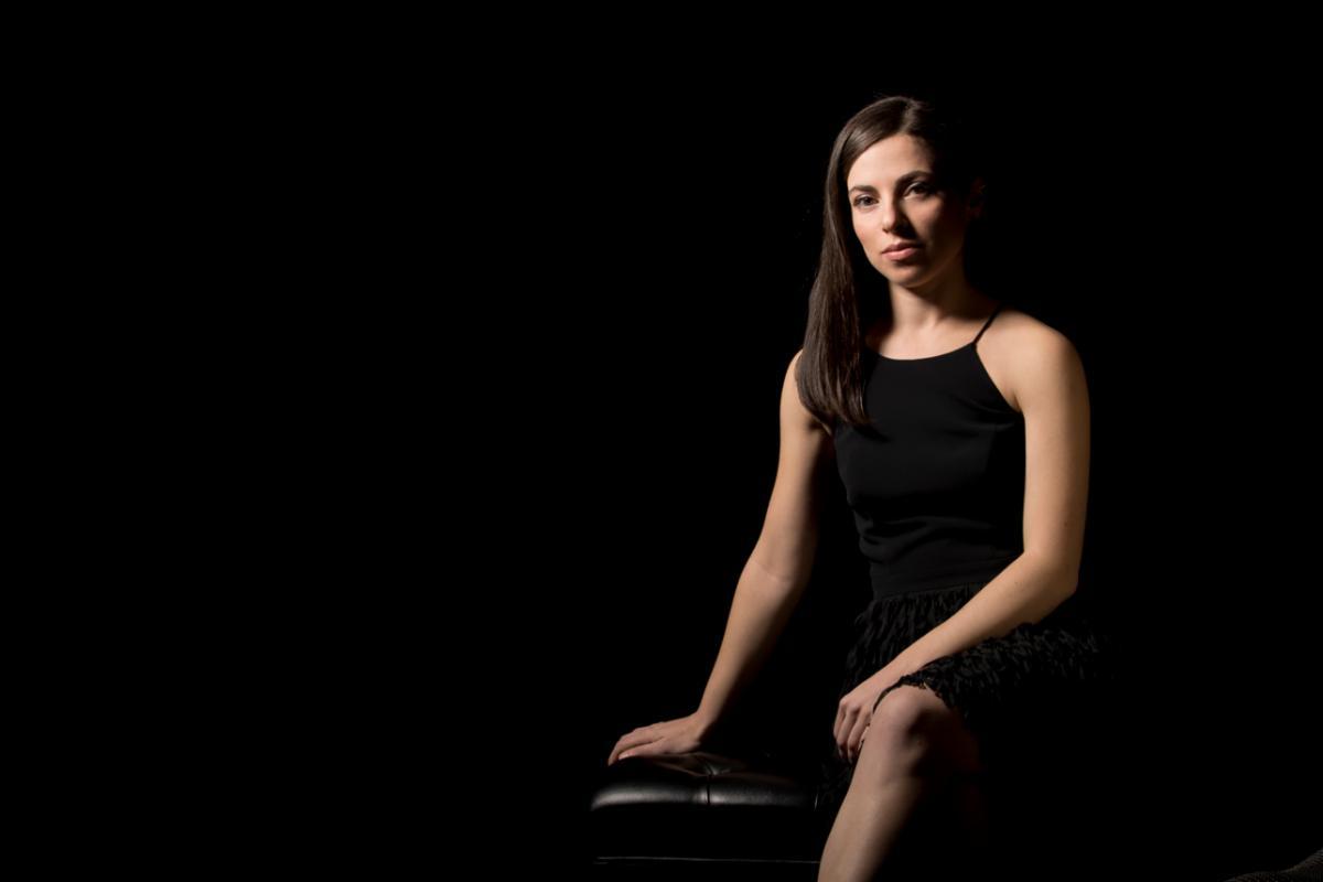 Photograph of Natalia Kazaryan by Ryan Brandenberg