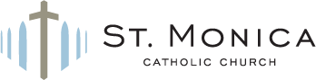Logo - St monica Catholic Church
