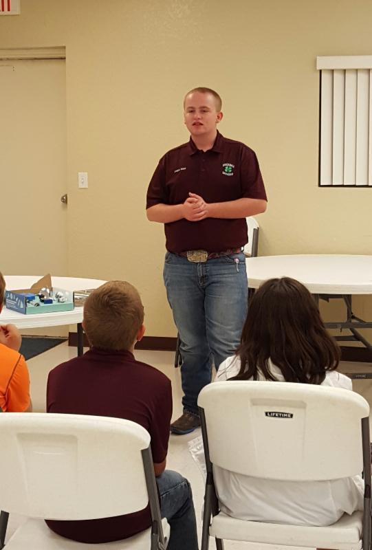 Texas 4-H Water Ambassadors Program Quarterly Newsletter