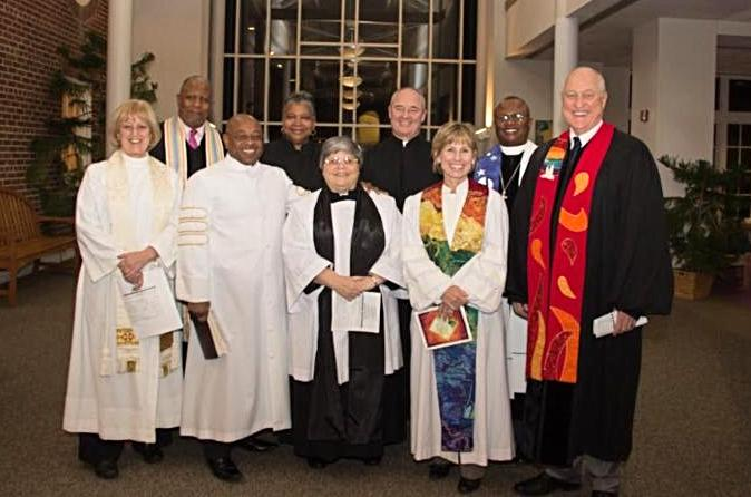 Clergy ACCA member churches