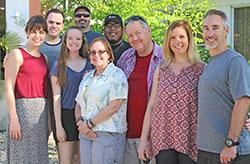 Mariners Church Women's Core Team in Haiti