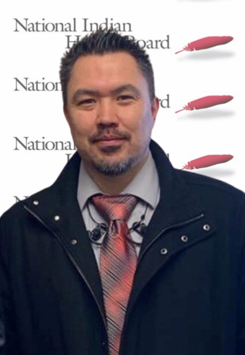 NIHB Vice Chair Lewis
