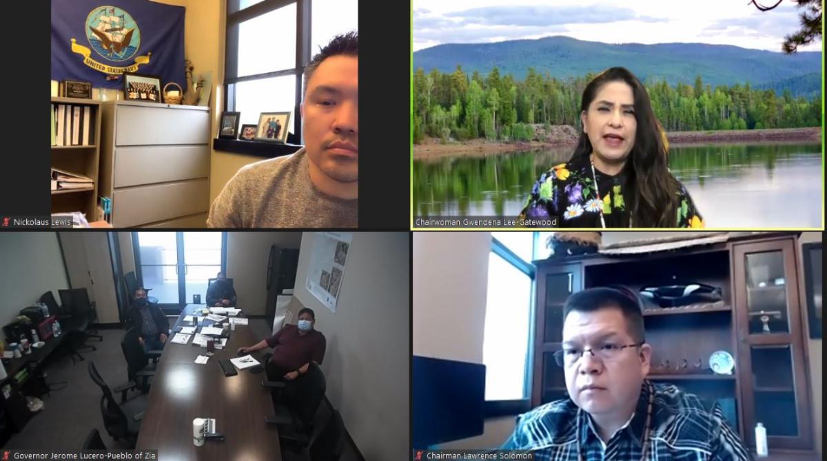 Tribal Leaders Panel