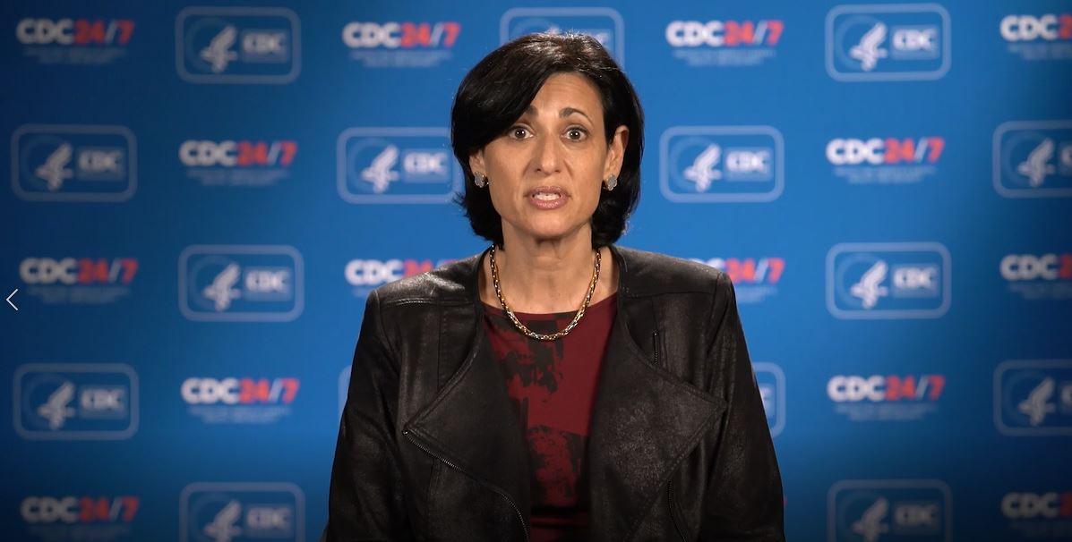 CDC Director Walensky