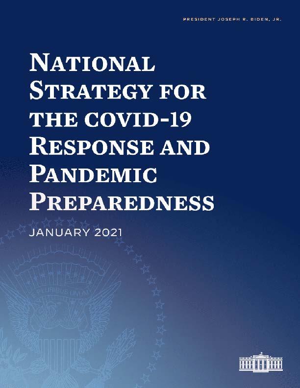Biden Covid Strategic Plan