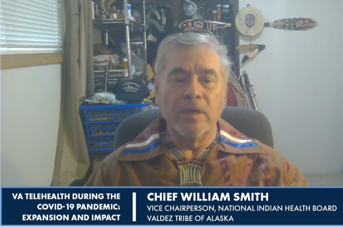 ChiefBillSmith_VA hearing
