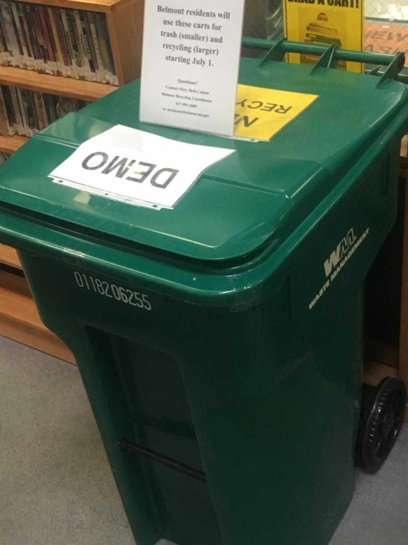 new recycle bin