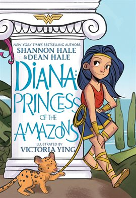 Diana: Princess of the Amazons book cover.