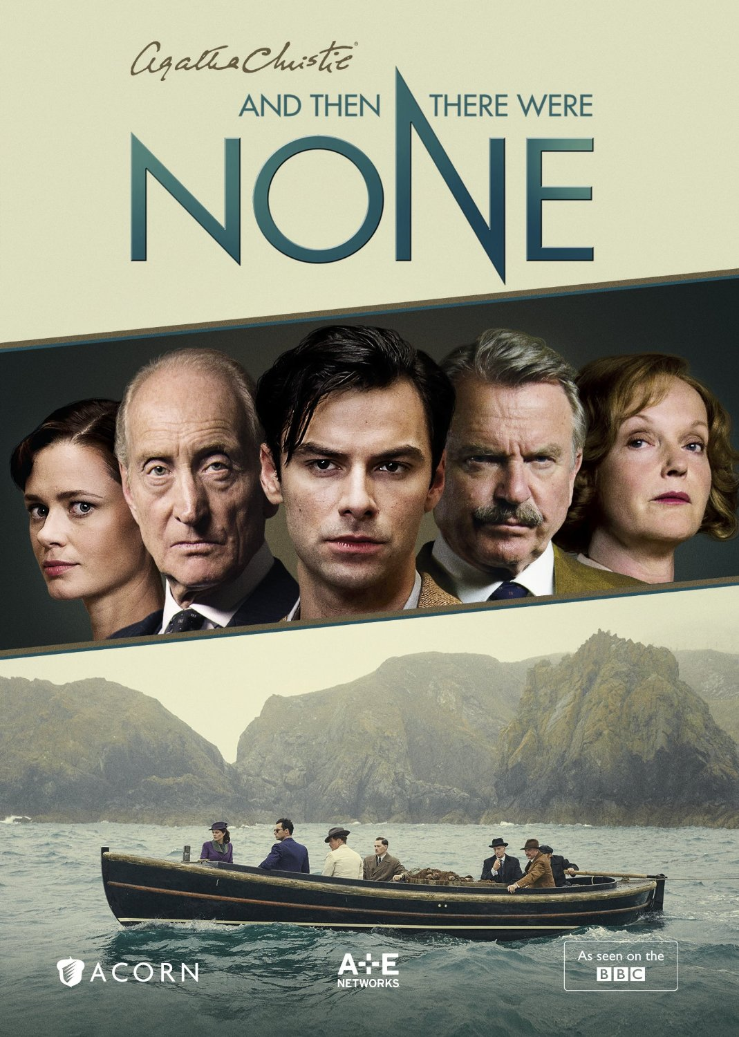 DVD cover for And Then There Were None