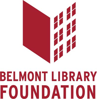 Belmont Library Foundation logo