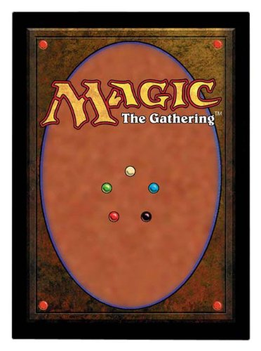 Magic the Gathering Card Back