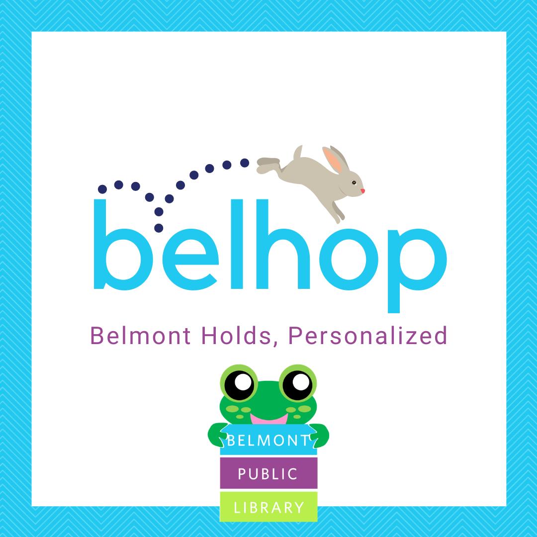 Children's belhop: Belmont Holds, Personalized