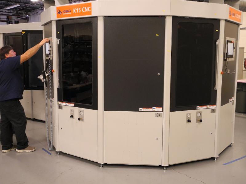 K15 CNC Demo
