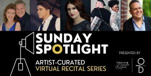 OperaDelaware Sunday Spotlight