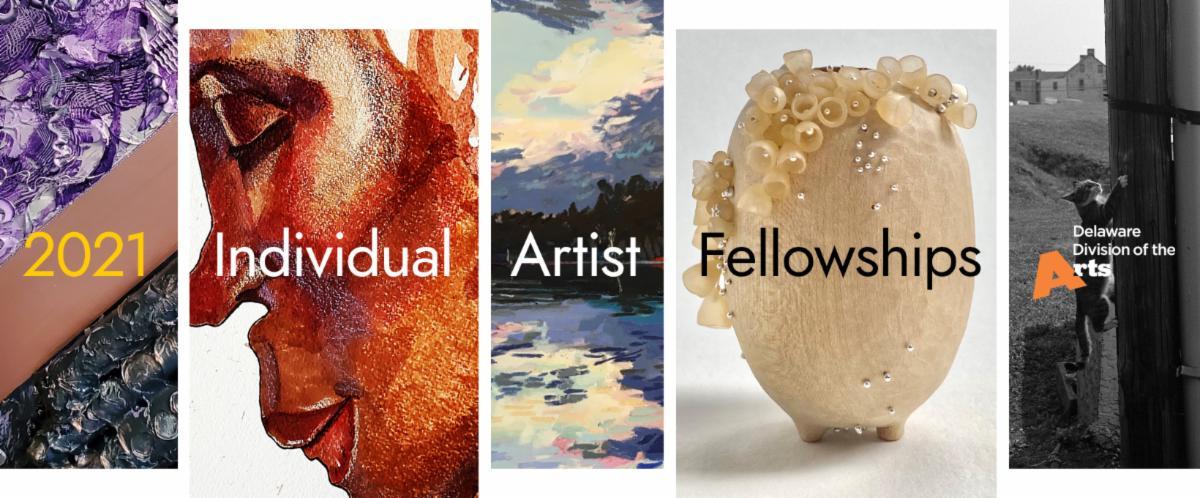 2021 Artist Fellows Banner