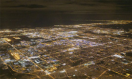 A High-Altitude Take on the LED Lighting Revolution