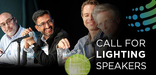 LED Specifier Summit and LightShow West Call for Speakers