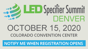 LED Specifier Summit show dates