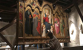 Museum Conservators and Lighting Designers Exhibit the Benefits of Connected Lighting