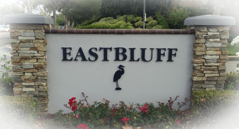 Eastbluff Sign