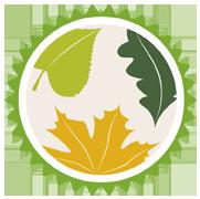Tree Tracker badge