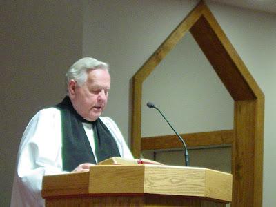 The Rev. Richard Casto