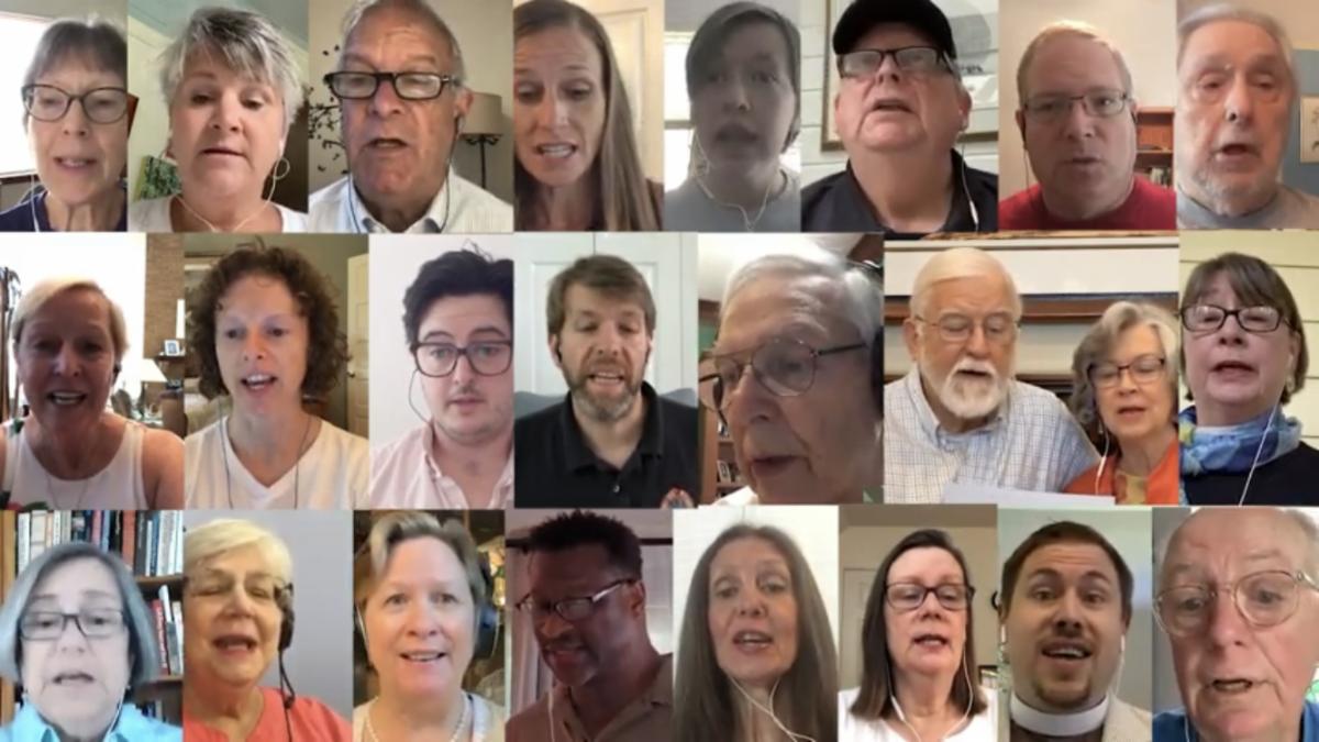 He is Risen Virtual Choir