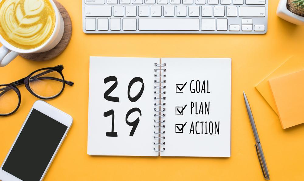 2019 NY Resolutions
