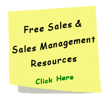Click Here for Free Sales & Sales Management Resources