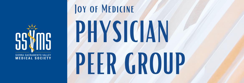 Physican Peer Group Banner
