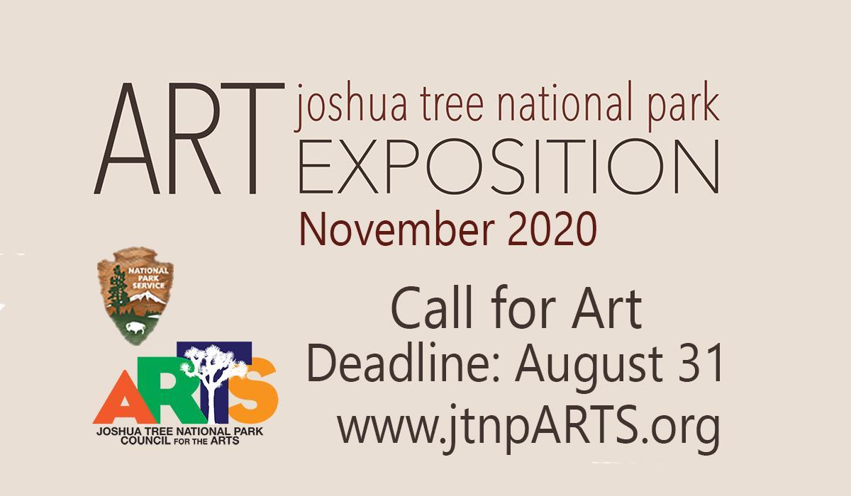 Call for ART: Joshua Tee National Park Exposition