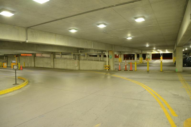 Butler County Upgrades Parking Garage Lights To Leds