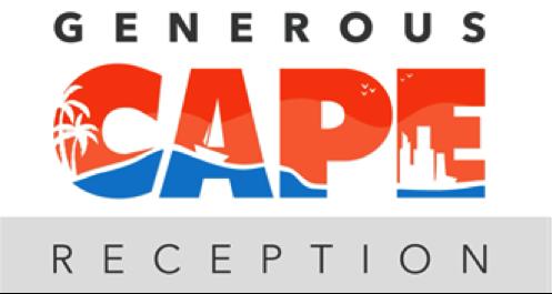 Generous Cape Reception logo