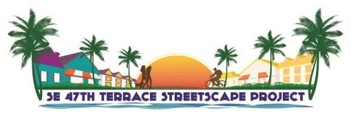 47 terrace streetscape logo