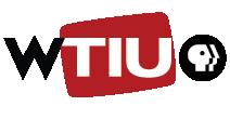WTIU logo with PBS cobranding