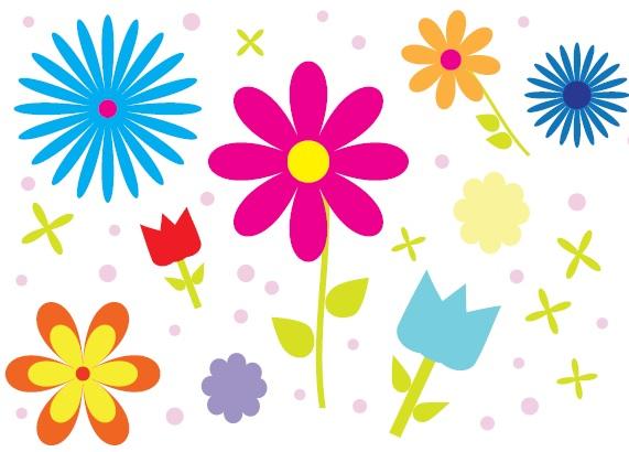 Debbie's flower illustration