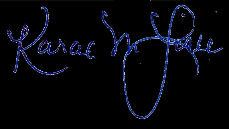 Karae Lisle signature image