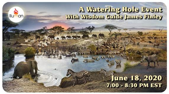 watering hole event