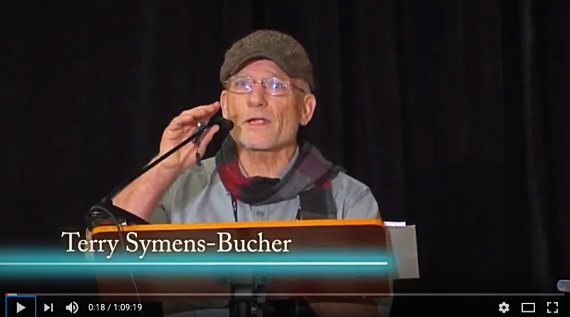 Terry Symens-Bucher addressing Soularize 2016